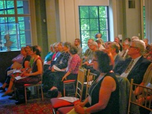 25th anniversary meeting at Boston Athenaeum