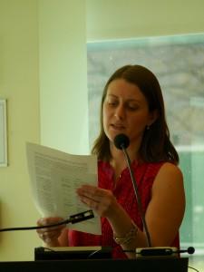 Vice-Chair/Chair-Elect:Anna E. Kijas
